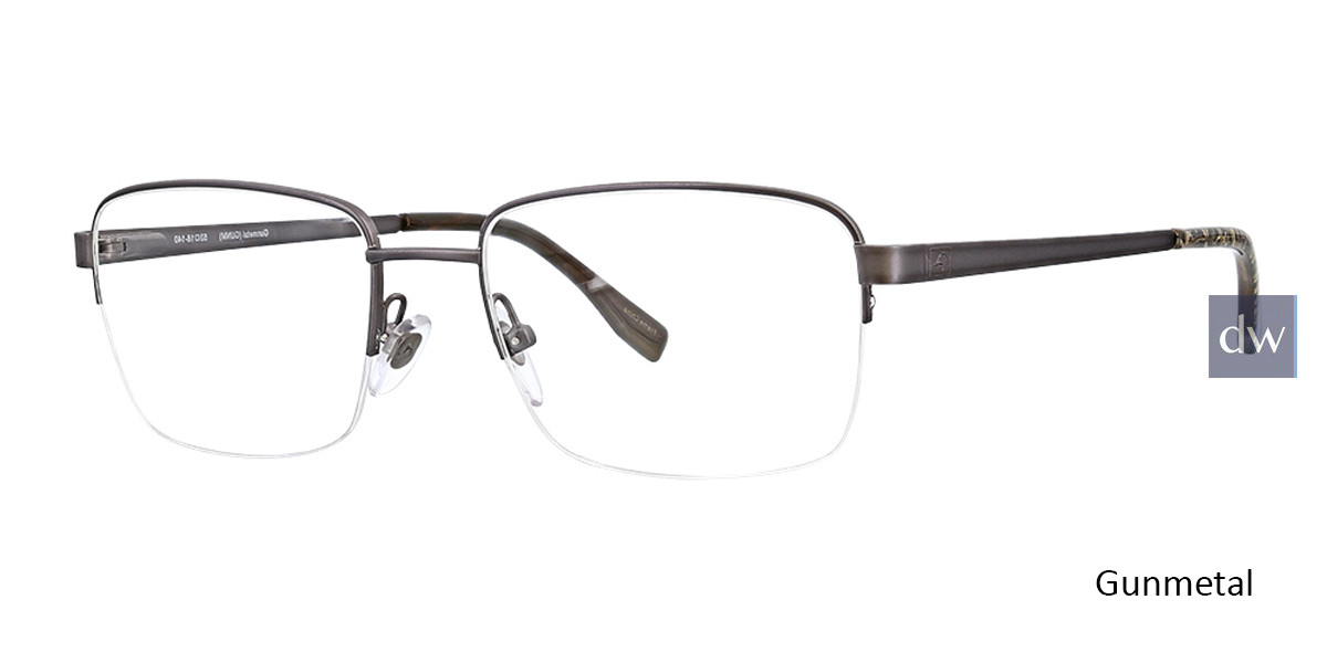 Gunmetal Ducks Unlimited Roswell Eyeglasses.