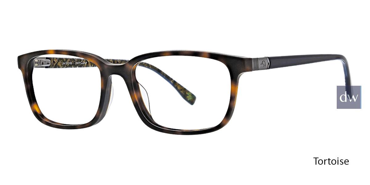 Tortoise Ducks Unlimited Stratton Eyeglasses.