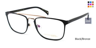 Black/Bronze William Morris Black Label BLMORRIS Eyeglasses