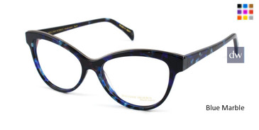 Blue Marble William Morris Black Label BLTAYLOR Eyeglasses