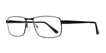 Black Affordable Designs Chad Eyeglasses
