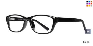 Black Affordable Designs Cora Eyeglasses