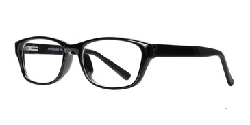 Black Affordable Designs Cora Eyeglasses
