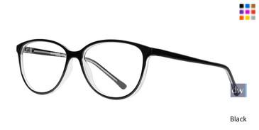 Black  Affordable Designs Piper Eyeglasses