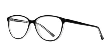 Black  Affordable Designs Piper Eyeglasses