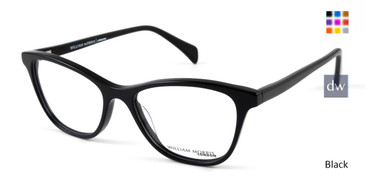 Black William Morris London WM50124 Eyeglasses.