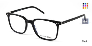 Black William Morris London WM50126 Eyeglasses.