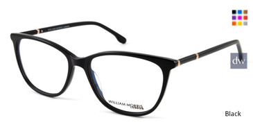 Black William Morris London WM50132 Eyeglasses.