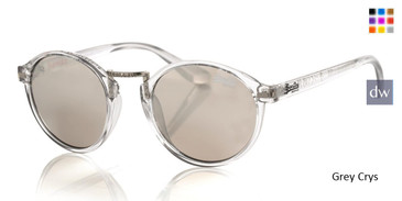 Grey Crys Superdry Crescendo Sunglasses - Teenager.