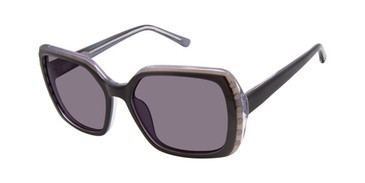 Black Crystal L.A.M.B. NORA - LA559 Sunglasses.