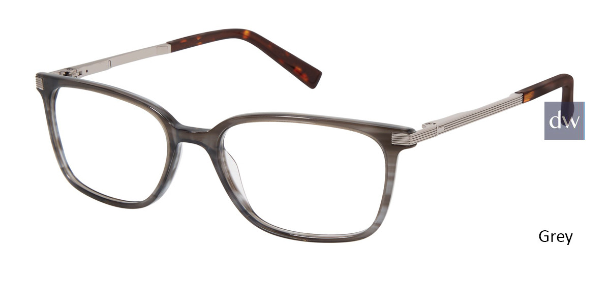 Grey Ted Baker TFM001 Eyeglasses