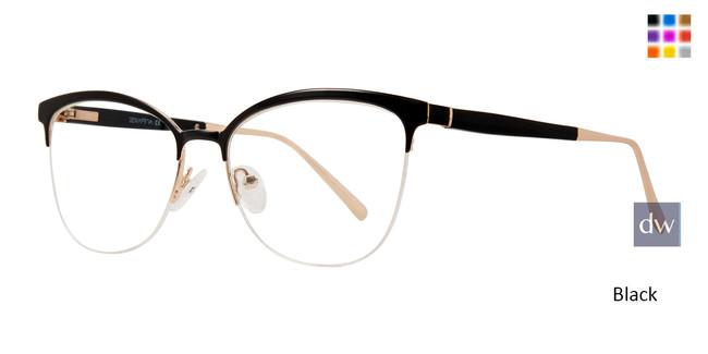 Black Serafina Jocelyn Eyeglasses