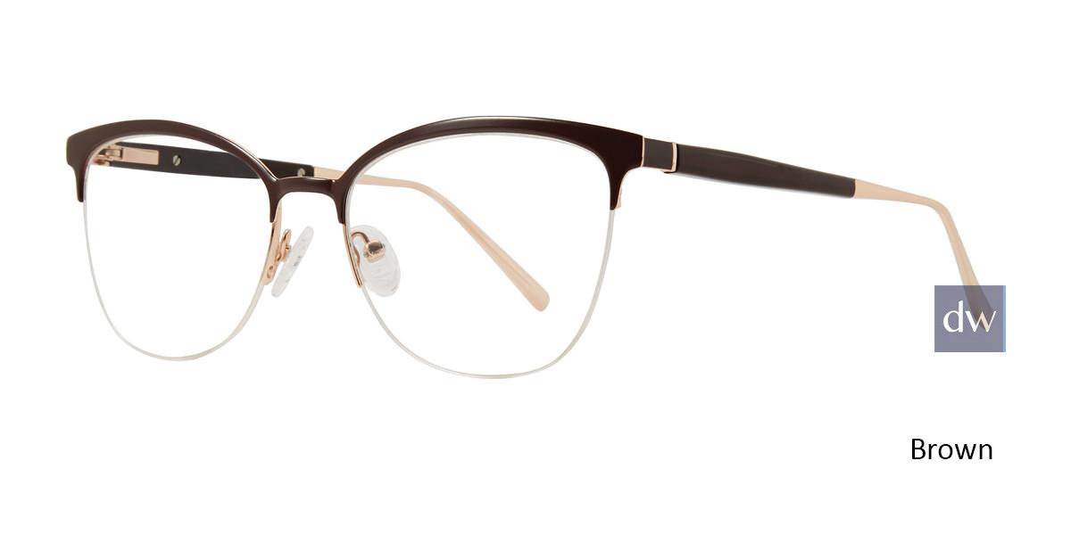 Brown Serafina Jocelyn Eyeglasses