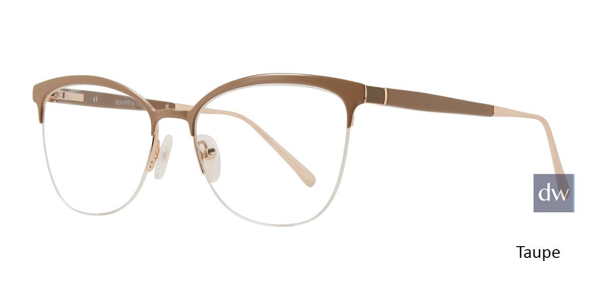 Taupe Serafina Jocelyn Eyeglasses