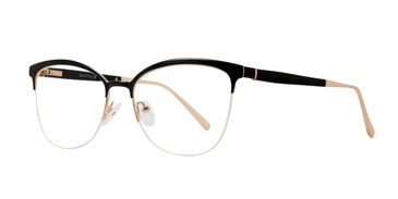 Black Serafina Jocelyn Eyeglasses