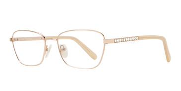 Gold Serafina Camille Eyeglasses