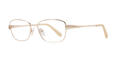 Gold Serafina Esther Eyeglasses