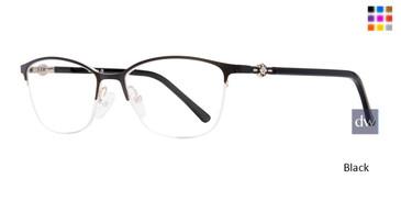 Black Serafina Anya Eyeglasses