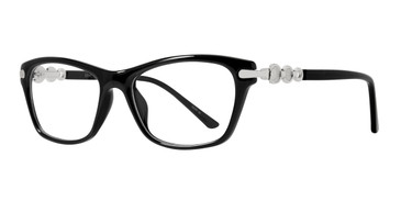 Black Eight To Eighty Claire Eyeglasses.
