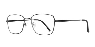 Black Eight To Eighty Henry Eyeglasses.