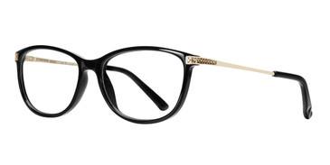 Black Eight To Eighty Iris Eyeglasses.