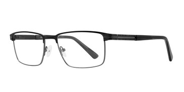 Black Eight To Eighty Lincoln Eyeglasses.