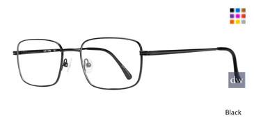 Black Eight To Eighty Marco Eyeglasses.
