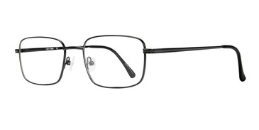 Black Eight To Eighty Marco Eyeglasses.