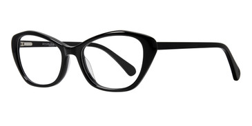 Black Eight To Eighty Petsy Eyeglasses.