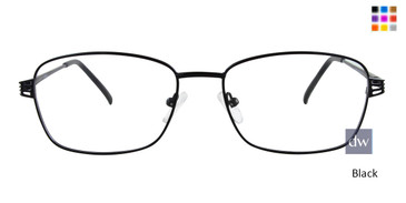 Black CE-TRU 3292 Eyeglasses