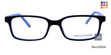 Black/Blue Limited Edition 4TH AVE Eyeglasses