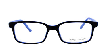 Black/Blue Limited Edition 4TH AVE Eyeglasses