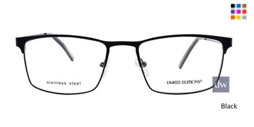 Black Limited Edition LTD 904 Eyeglasses