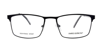 Black Limited Edition LTD 904 Eyeglasses