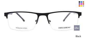 Black Limited Edition LTD 1200 Eyeglasses