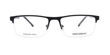 Black Limited Edition LTD 1200 Eyeglasses