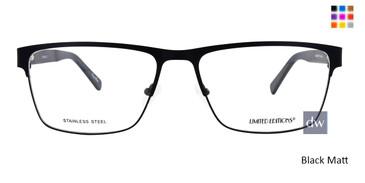 Black Matt Limited Edition LTD 1201 Eyeglasses