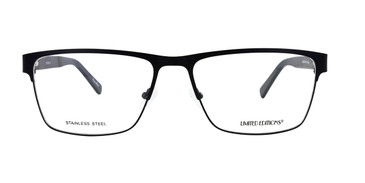 Black Matt Limited Edition LTD 1201 Eyeglasses