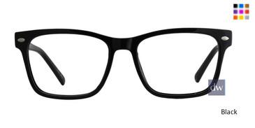 Black Limited Edition LTD 2204 Eyeglasses