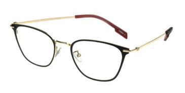 Black Reebok RV8511 Eyeglasses