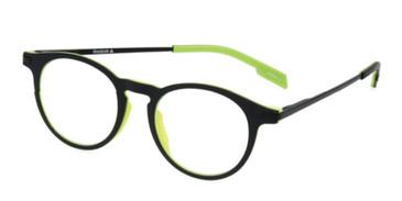 Black Reebok RV9006 Eyeglasses - Teenager