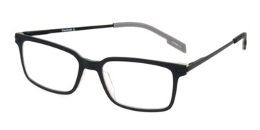 Black Reebok RV9009 Eyeglasses - Teenager