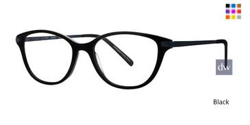 Black Deja Vu 9016 Eyeglasses