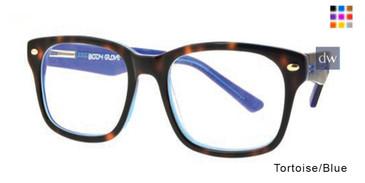 Tortoise/Blue Body Glove BB138 Eyeglasses