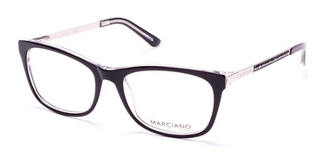 Black/Other MARCIANO GM0324 Eyeglasses.