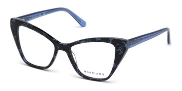 Blue/Other MARCIANO GM0328 Eyeglasses.