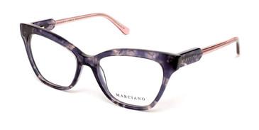 Coloured Havana Marciano GM0331 Eyeglasses.