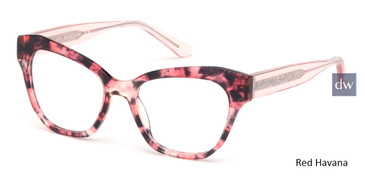 Red Havana Marciano GM0339 Eyeglasses.