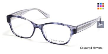 Coloured Havana Marciano GM0340 Eyeglasses.