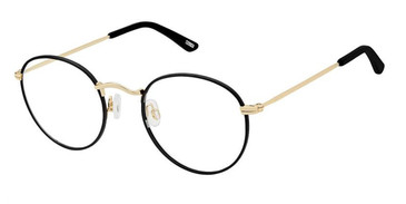 Black Gold Kliik Denmark 647 Eyeglasses.